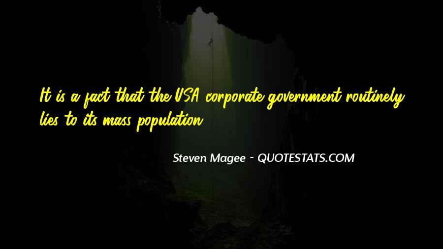 Quotes About Corruption In Government #1012783