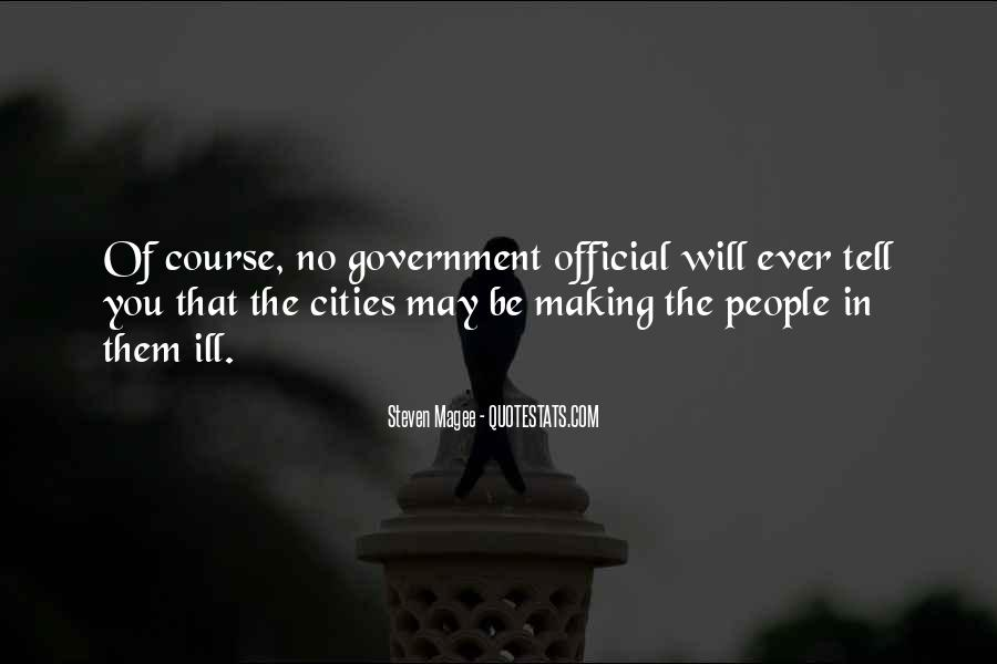 Quotes About Corruption In Government #1034274