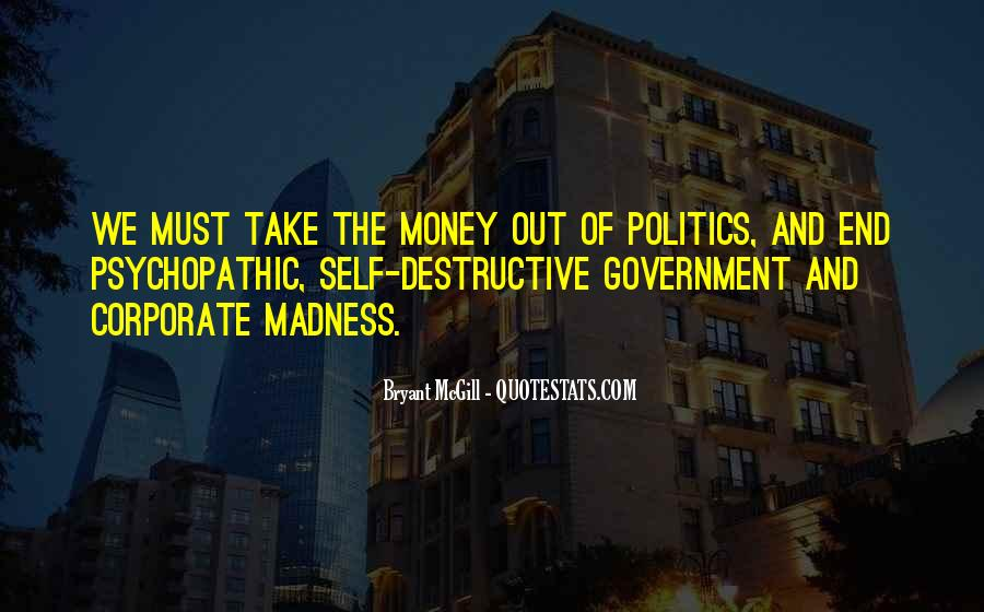 Quotes About Corruption In Government #1091873