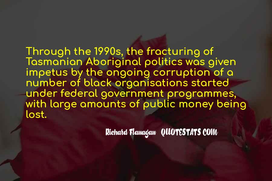 Quotes About Corruption In Government #1109309