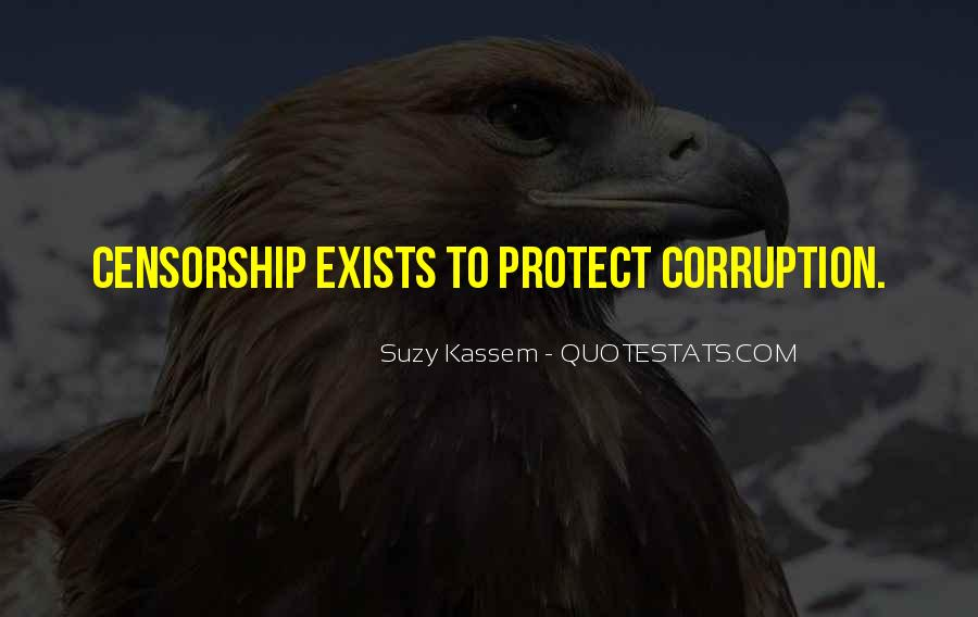 Quotes About Corruption In Government #1128355