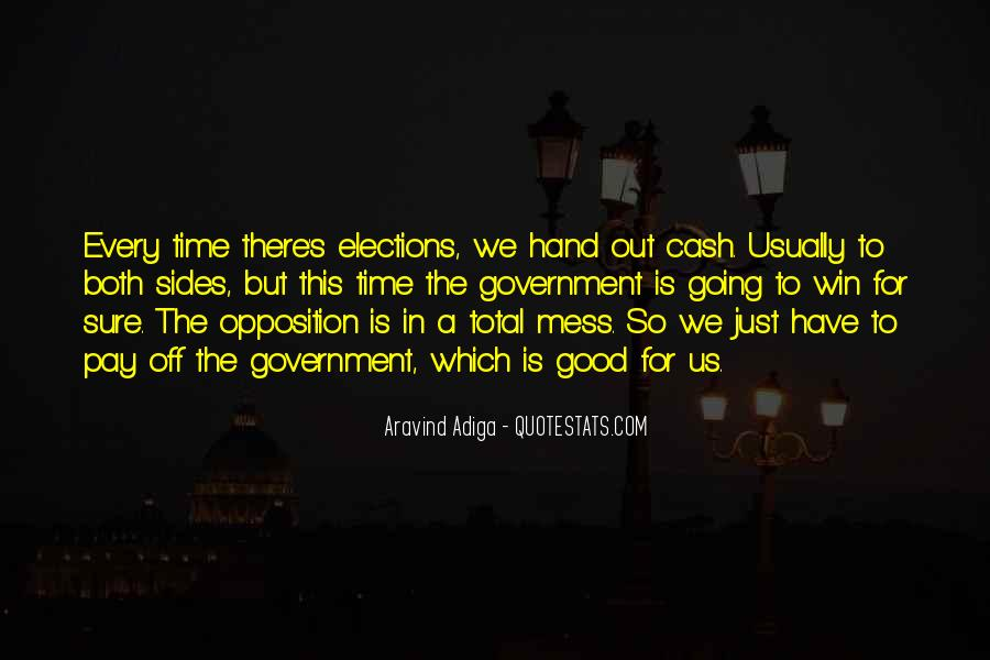 Quotes About Corruption In Government #128883