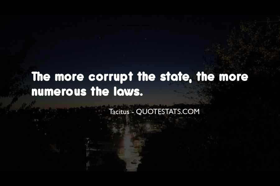 Quotes About Corruption In Government #132082