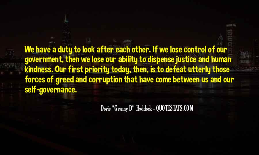 Quotes About Corruption In Government #138159