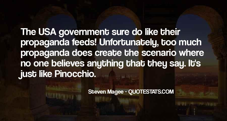 Quotes About Corruption In Government #158604