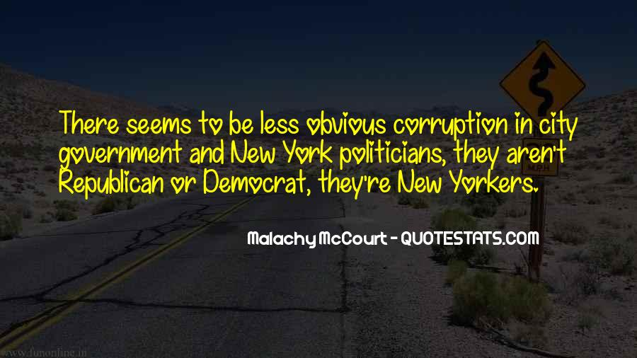 Quotes About Corruption In Government #234009