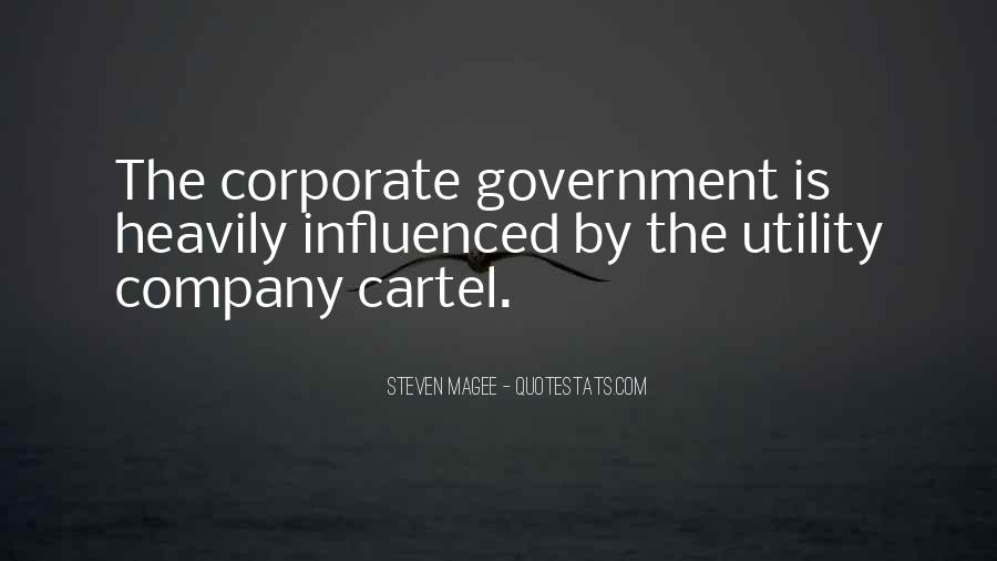 Quotes About Corruption In Government #290620