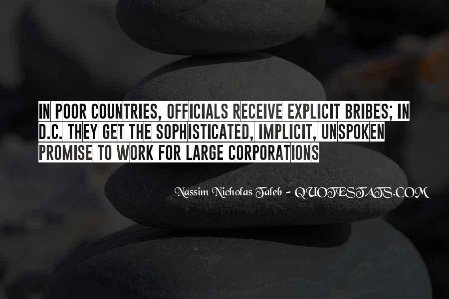 Quotes About Corruption In Government #342710