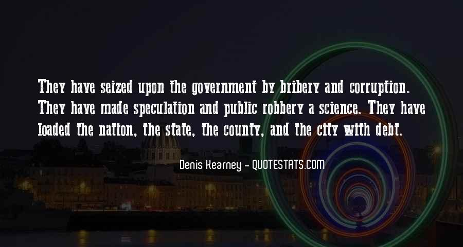 Quotes About Corruption In Government #431400