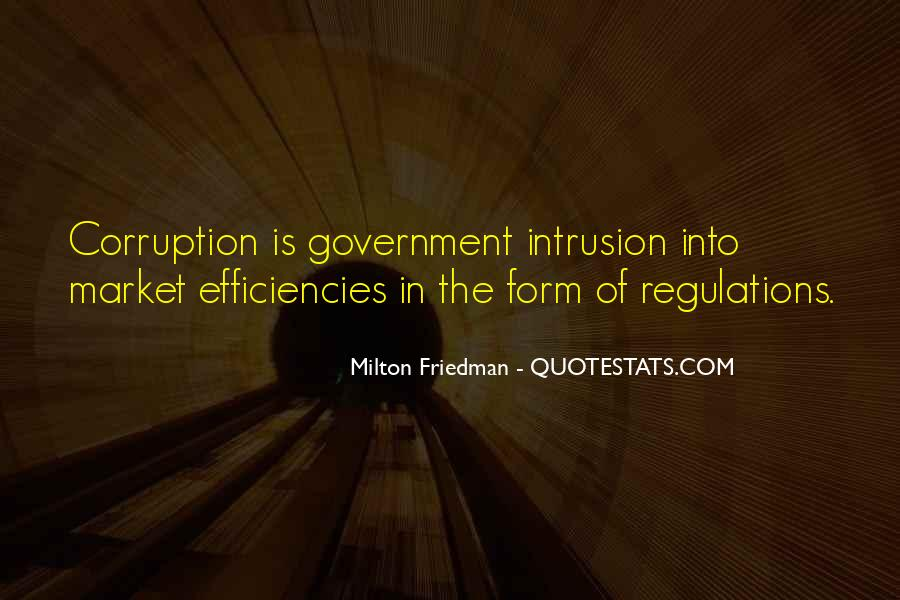Quotes About Corruption In Government #48305