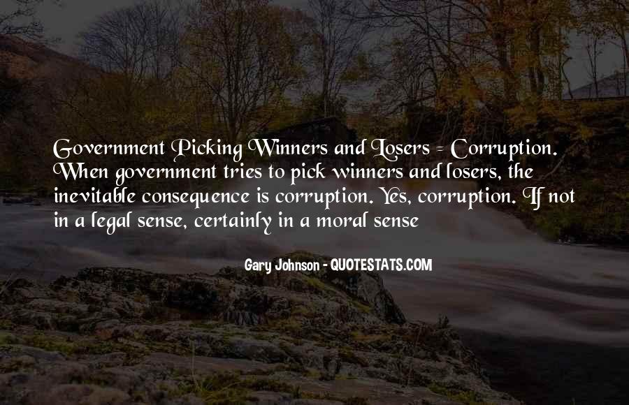 Quotes About Corruption In Government #512314