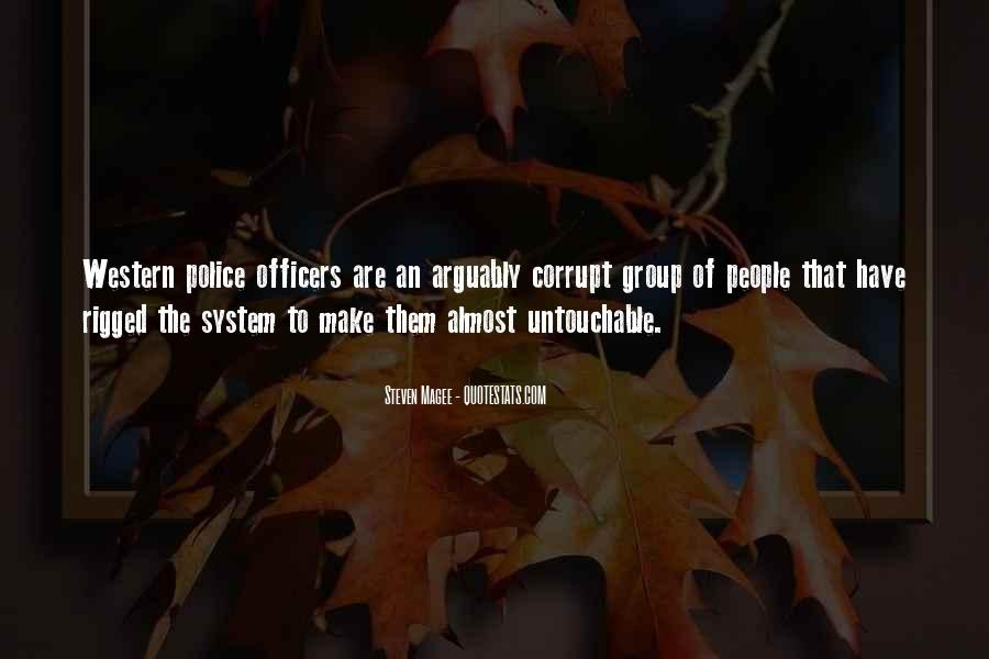 Quotes About Corruption In Government #762280