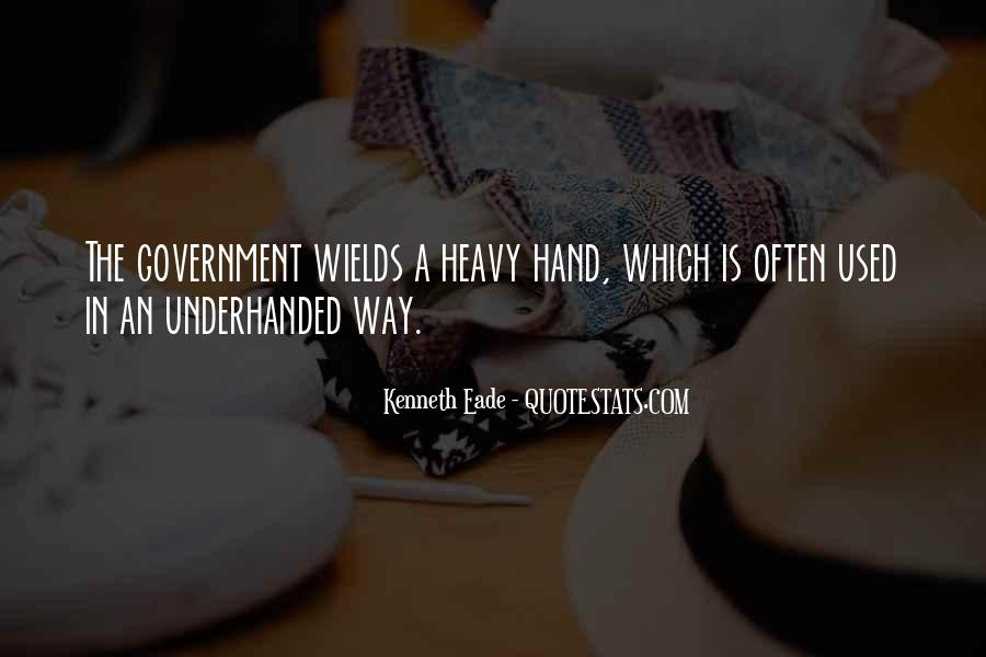 Quotes About Corruption In Government #807304