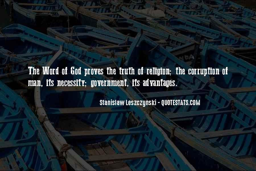 Quotes About Corruption In Government #889626