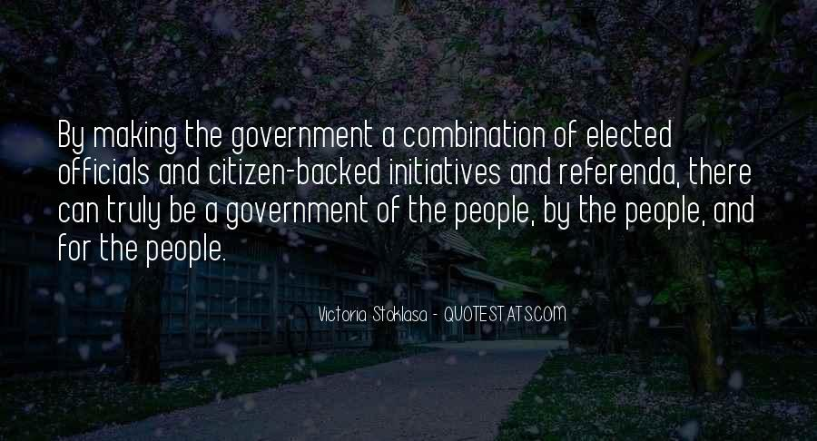 Quotes About Corruption In Government #911516