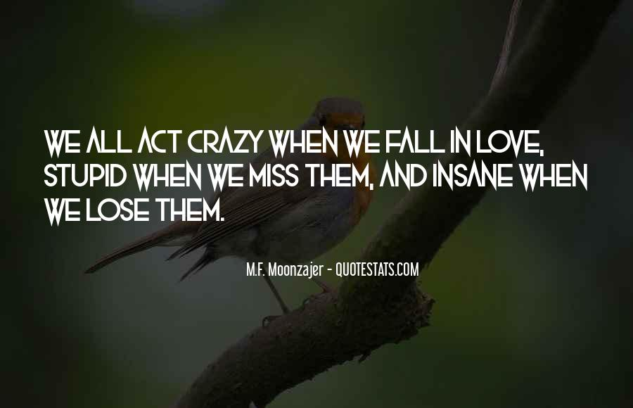 Quotes About Miss You Love #140614