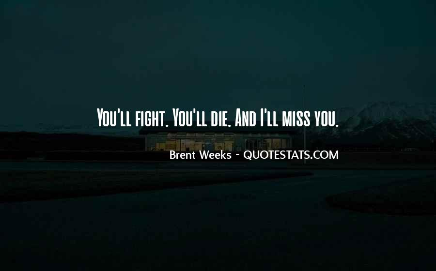 Quotes About Miss You Love #154896