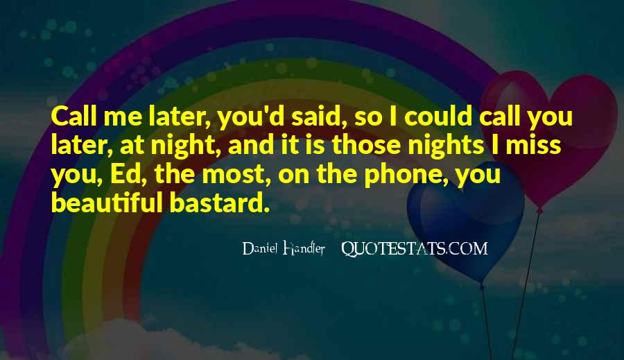 Quotes About Miss You Love #161515