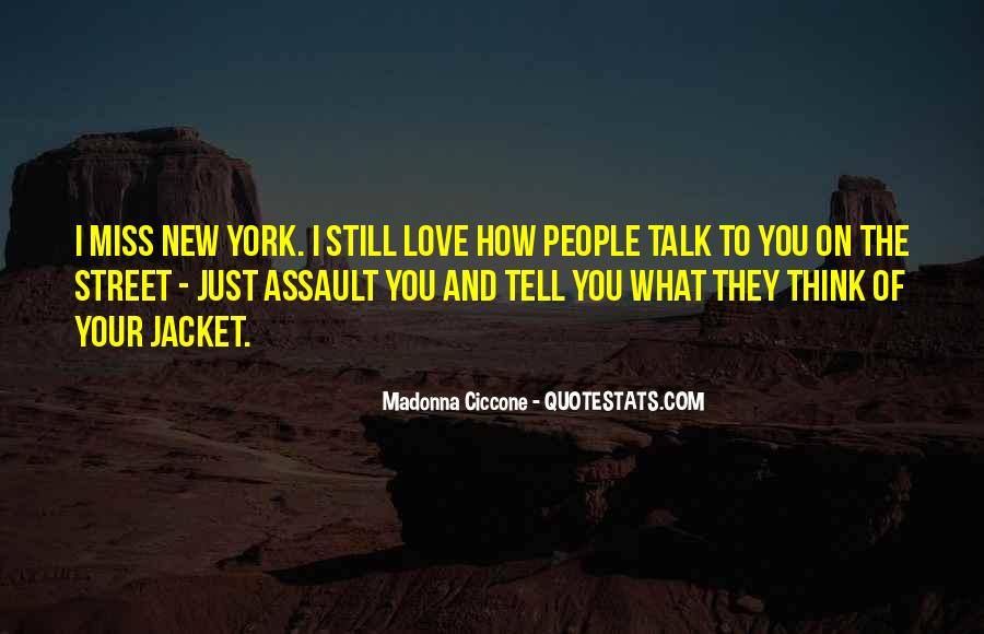 Quotes About Miss You Love #248811
