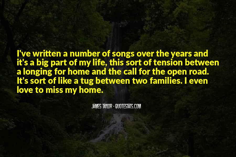 Quotes About Miss You Love #255527