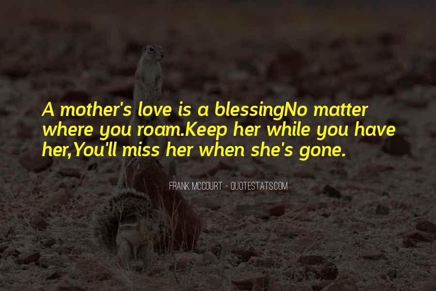 Quotes About Miss You Love #258633