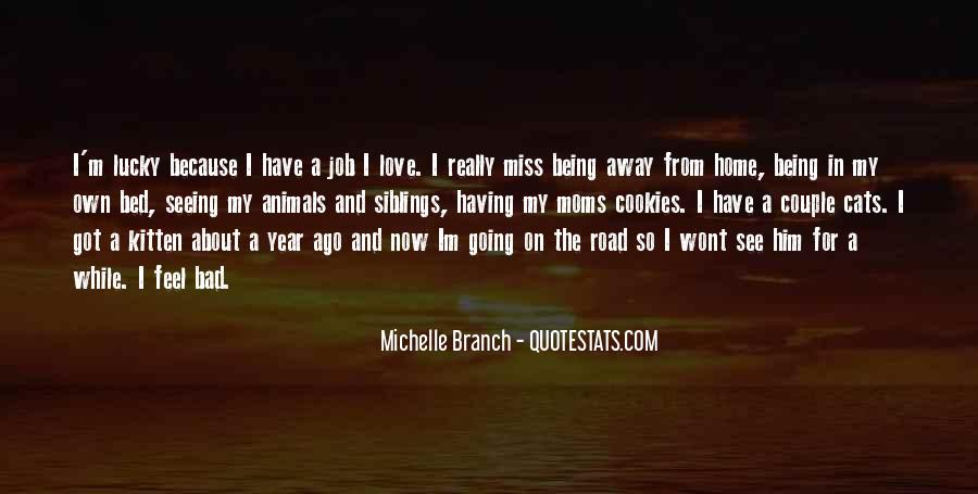 Quotes About Miss You Love #305328