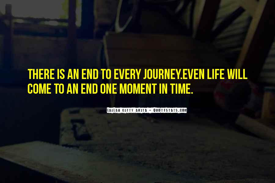 Quotes About One Moment In Time #110199