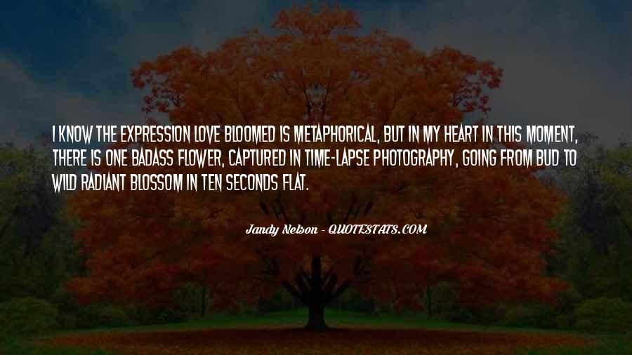 Quotes About One Moment In Time #112370