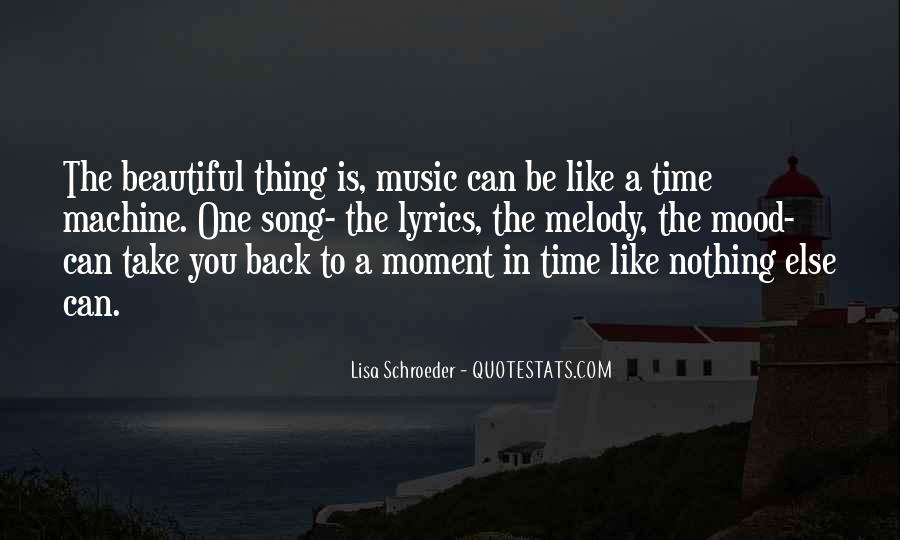 Quotes About One Moment In Time #507438