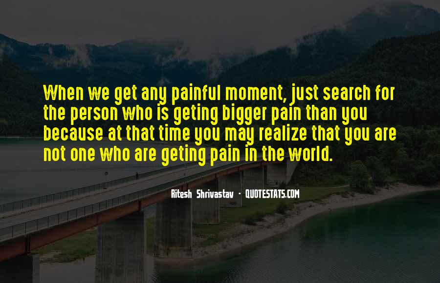 Quotes About One Moment In Time #576559