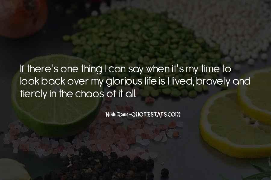 Quotes About One Moment In Time #638580