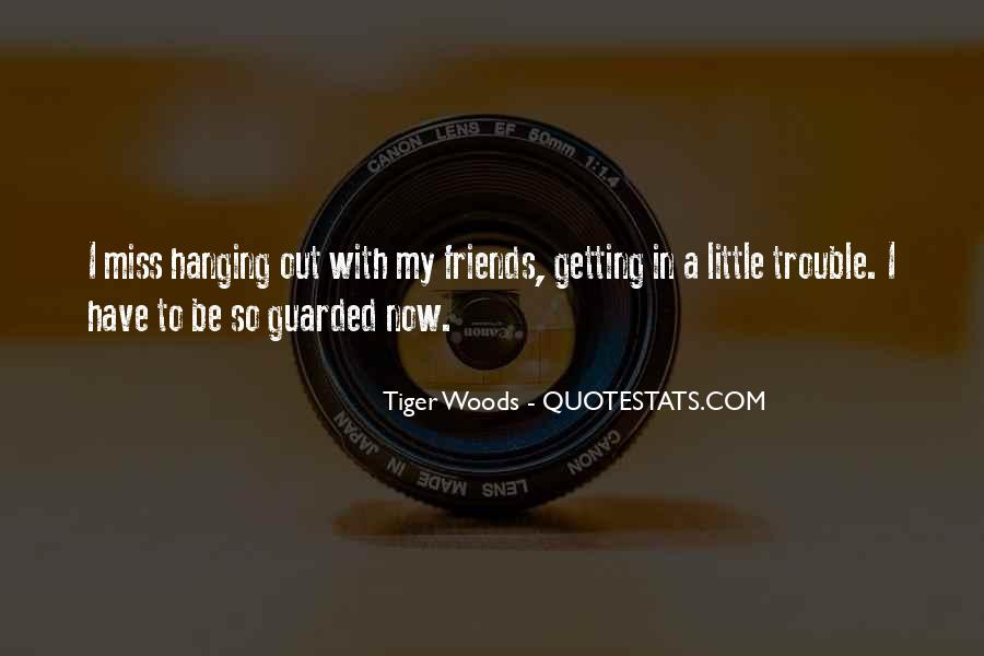 Quotes About Friends Hanging Out Without You #54834