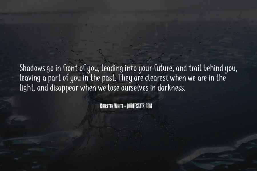 Quotes About Leading From The Front #417451