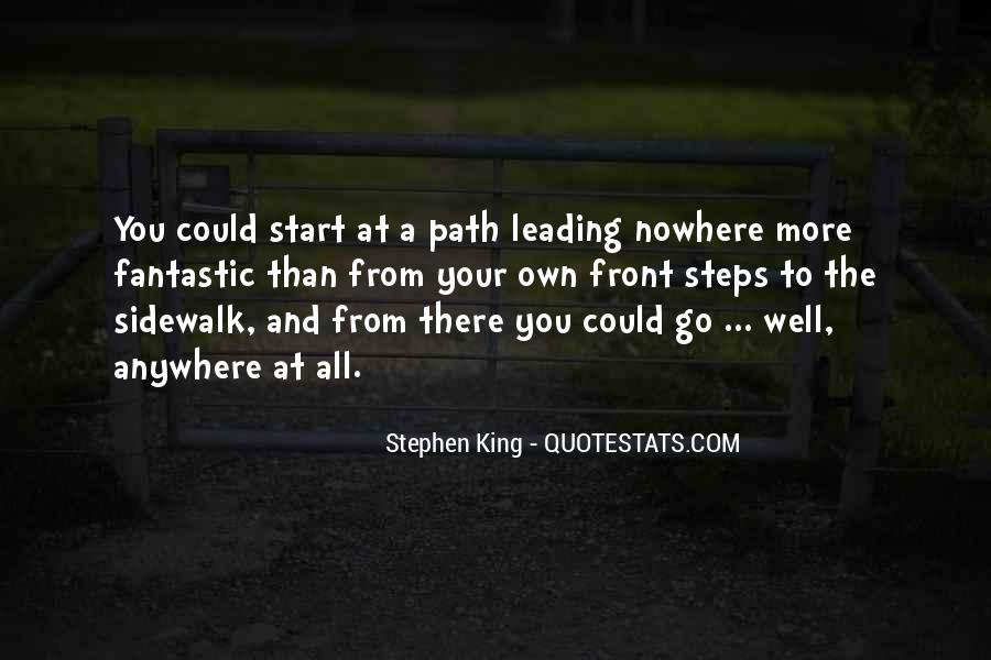 Quotes About Leading From The Front #563127