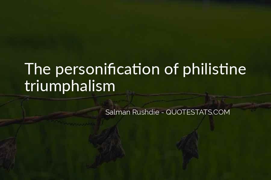 Quotes About Triumphalism #1675131