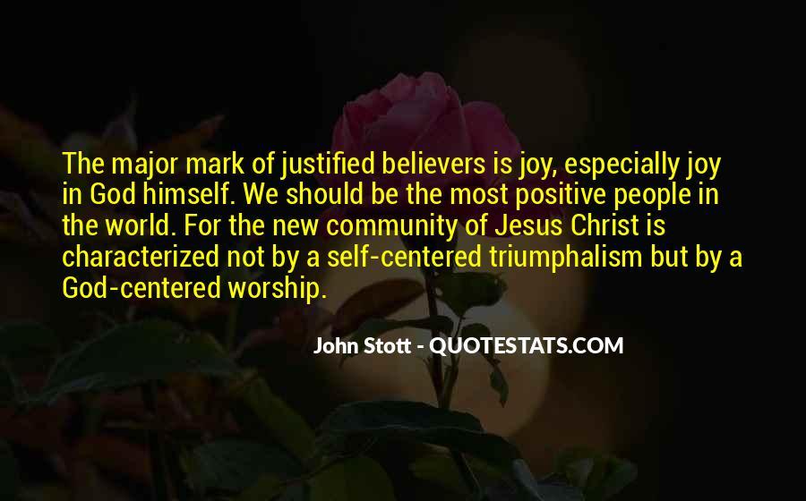 Quotes About Triumphalism #781964