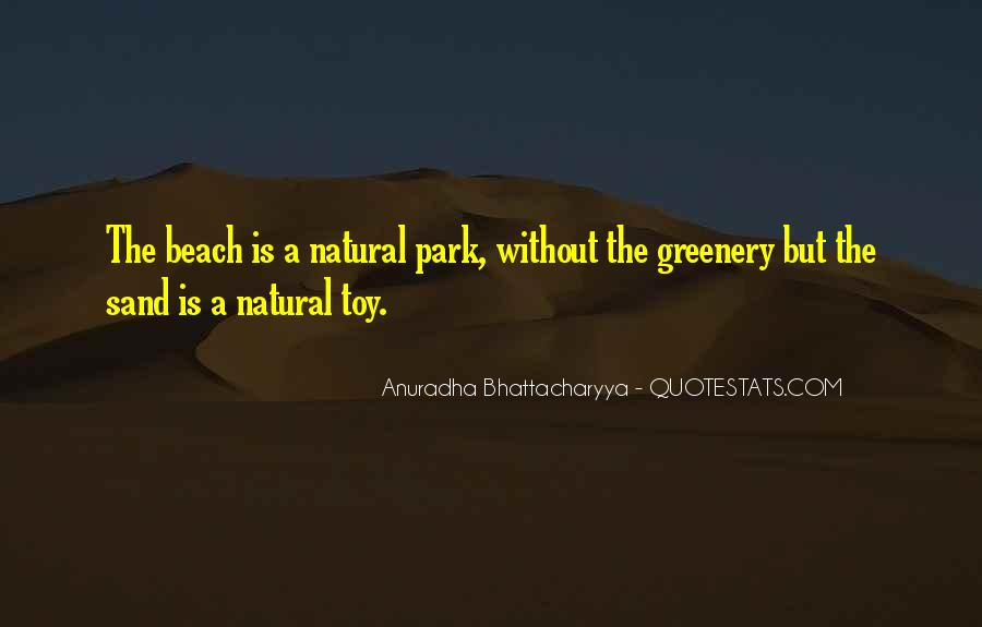 Quotes About Greenery And Nature #864333