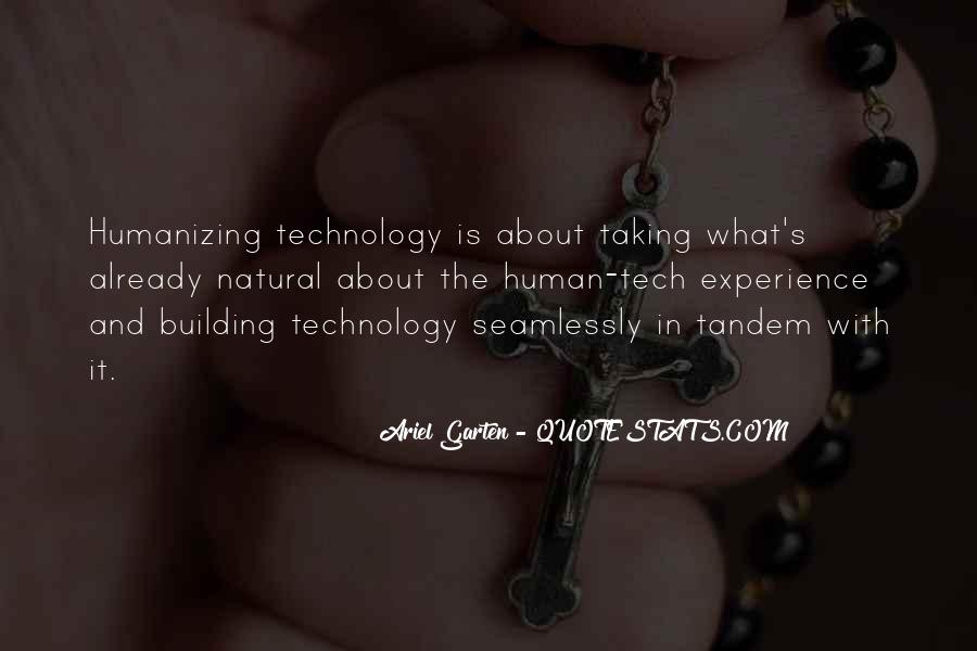 Quotes About Tandem #1775184