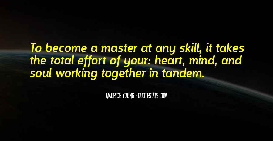 Quotes About Tandem #1835345