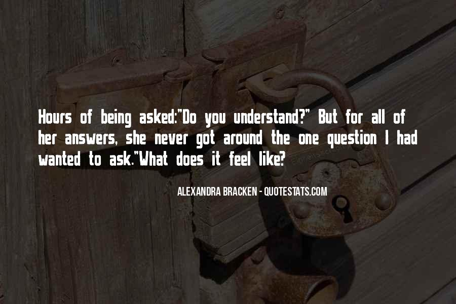 Quotes About Being The One For Her #1238502