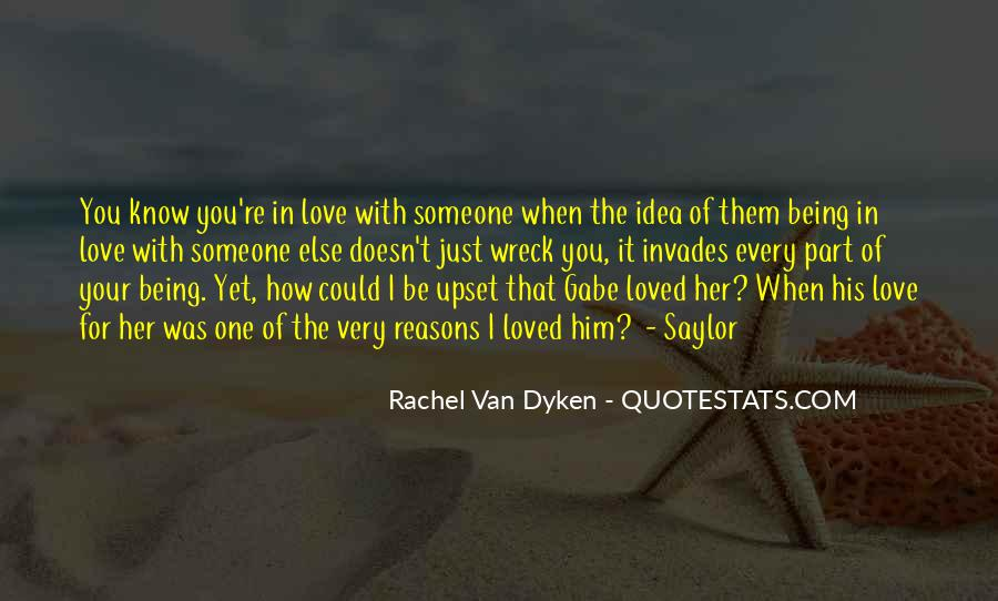 Quotes About Being The One For Her #137141