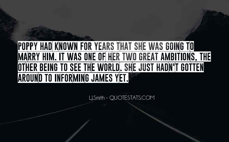Quotes About Being The One For Her #1690354