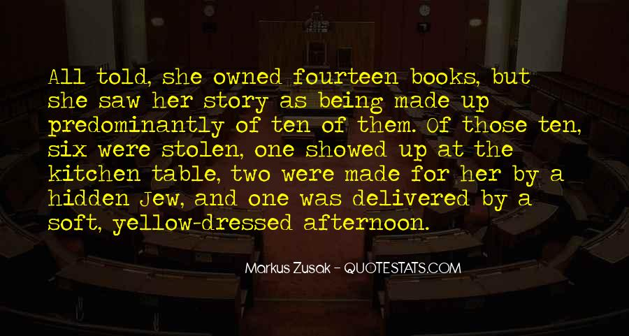 Quotes About Being The One For Her #679601
