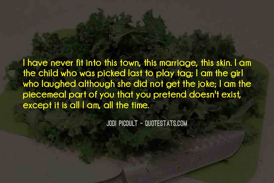 Quotes About Marriage From Gone Girl #219644