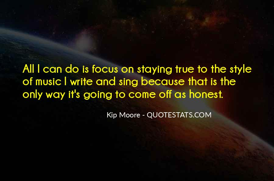 Quotes About Staying True To Self #106828