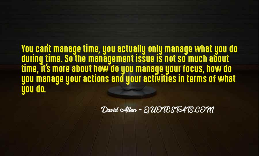 Quotes About Issues Management #1387734