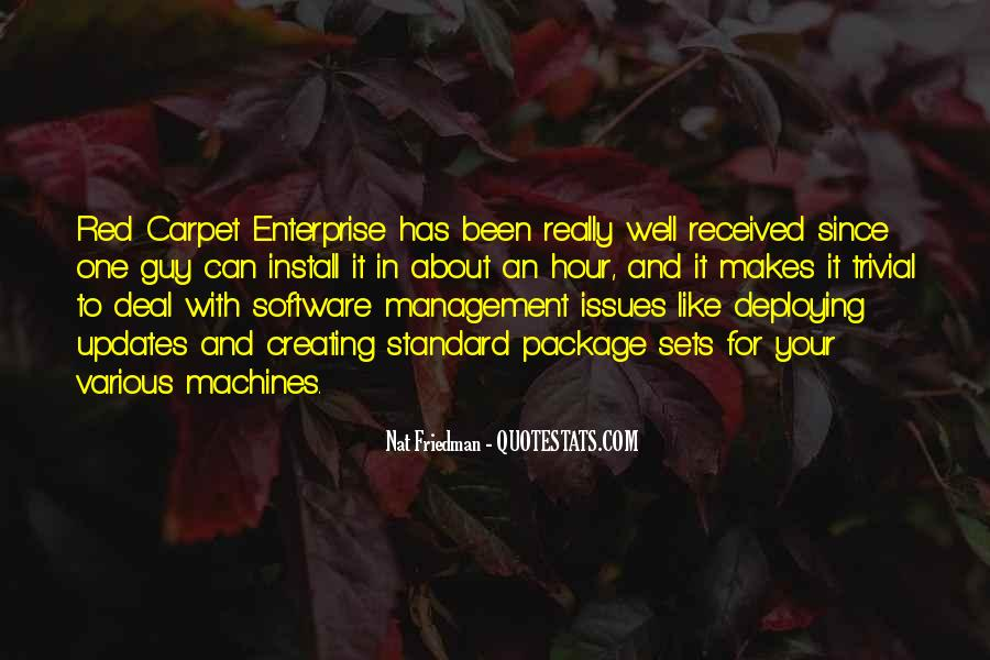 Quotes About Issues Management #420616