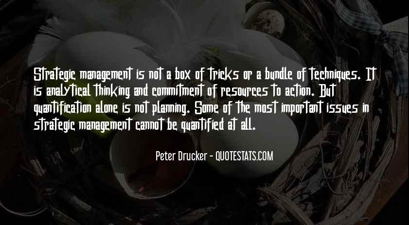 Quotes About Issues Management #978791
