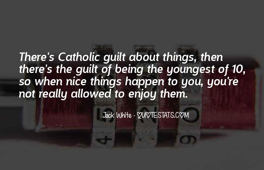 Quotes About Guilt #12054