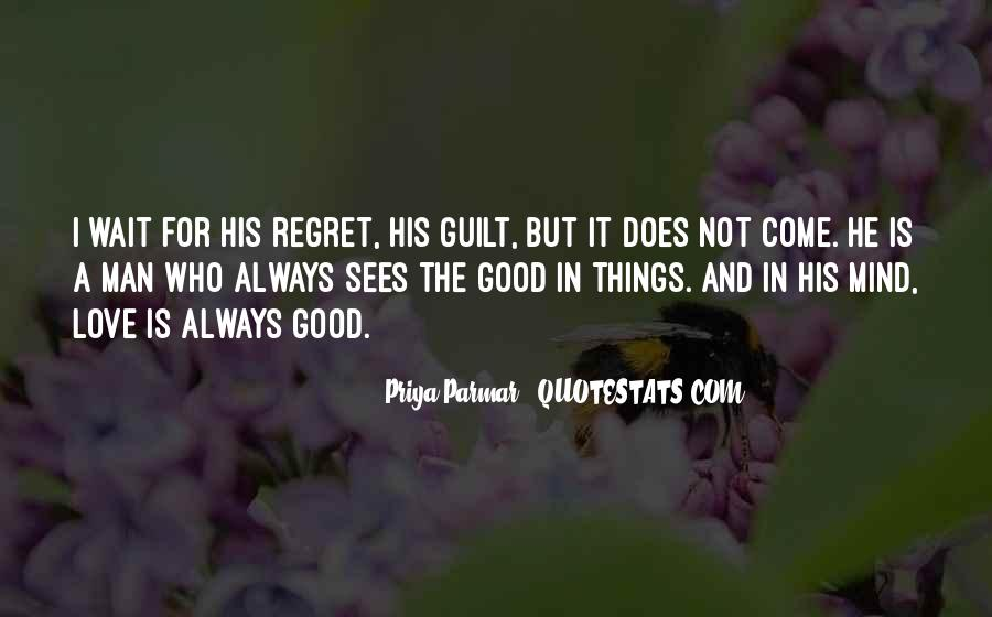 Quotes About Guilt #13760